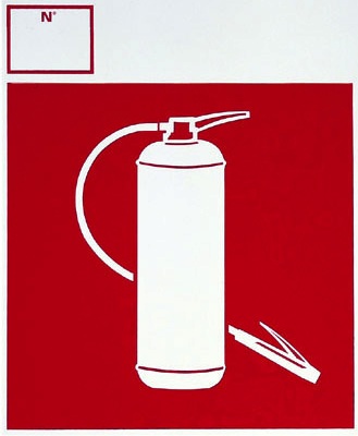 Panneaux de signalisation sécurité incendie