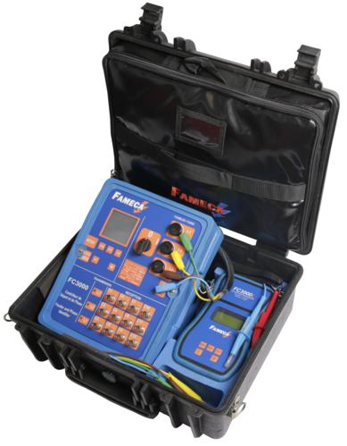 Pré-Identificateur de câbles et identificateur de phases