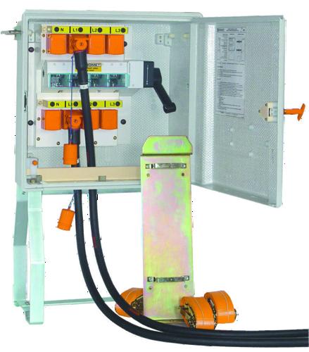 Coffret interrupteur shunt 400A - Accessoires