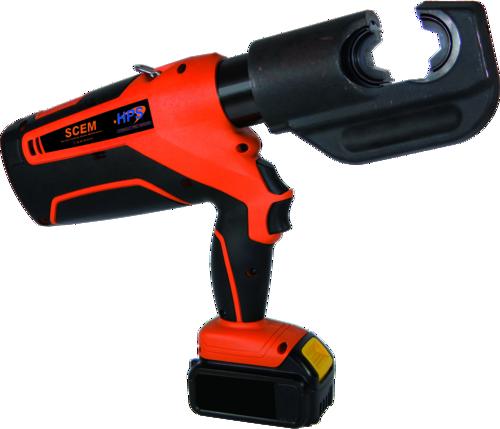Sertissage et coupe câbles hydrauliques et mécaniques