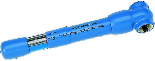 Clés dynamométriques antistatiques gaz
