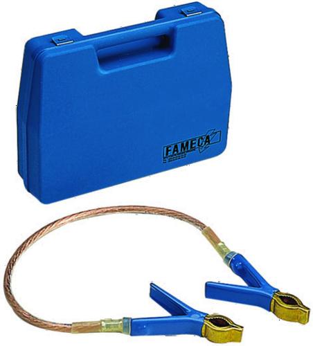 Dispositifs d'écoulement des charges électrostatiques